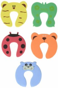 Set of 5 Door Stop Finger Pinch Guards Only $1.86 + FREE Shipping!