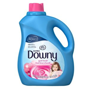 Downy April Fresh Liquid Fabric Softener Only $4.99!