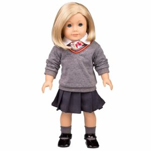 Hermione Granger Outfit for 18″ Dolls Only $15.95! Best Price!