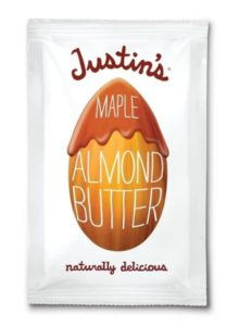 Target: Justin's Nut Butter Squeeze Packs Only $0.50!
