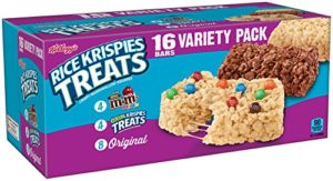 Kellogg's Rice Krispies Treats Snack Bars Variety Pack 16 Count Only $3.89!