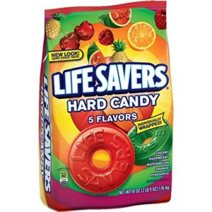 Life Savers 5 Flavors Hard Candy Bag, 41 ounce Only $4.99!