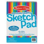 Melissa & Doug Sketch Pad Only $3.99!