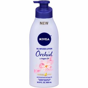 NIVEA Oil Infused Orchid and Argan Oil Body Lotion Only $2.07! (compare to $5.48)