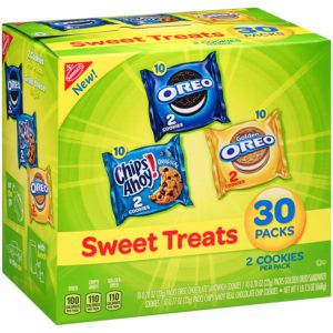 Nabisco Cookies Variety Pack, 30 Count Box as low as $5.93 Shipped! ($0.20 each)