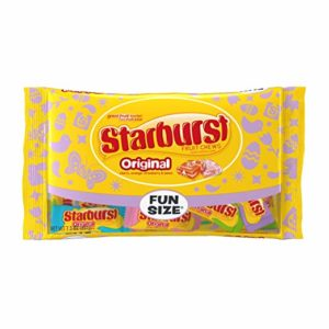 Starburst Original Fun Size Candy Only $0.46!