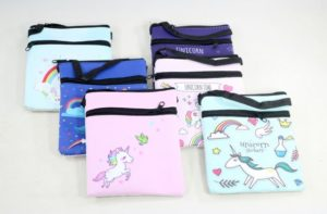 Unicorn Travel Messenger Bag Only $6.38 Shipped! (was $19.99)