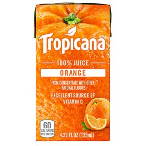 Tropicana 100% Juice Box 44-Count Pack as low as $10.49 – $0.23 Each!
