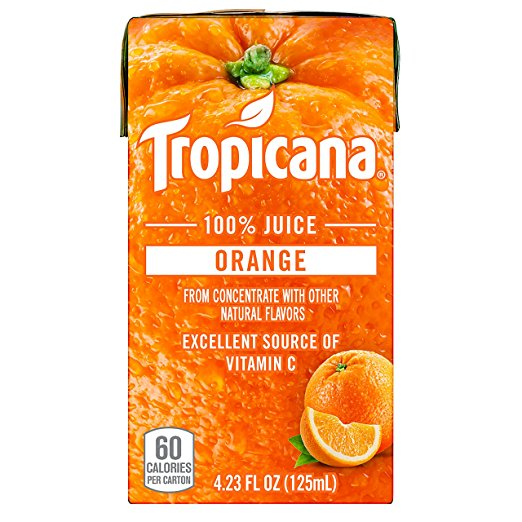 Tropicana 100% Juice Box