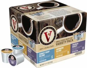 Victor Allen's Variety Pack Coffee Pods as low as $0.23 per Cup Today!