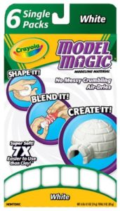 Crayola Model Magic 6 Single Packs Only $3.56! Best Price!