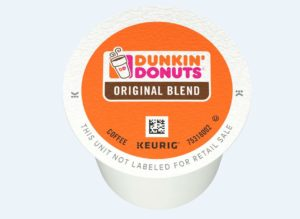 Dunkin' Donuts Coffee K-cup Pods 64-count as low as $25.67 Shipped! ($0.40/cup)