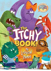 Elephant & Piggie – The Itchy Book! Only $6.59! Best Price!