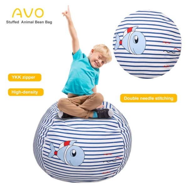 Super Extra Large Stuffed Animal Storage Bean Bag Only 10 36 Squirreltailoven Fun Painted Chair Ideas Images Squirreltailovenorg