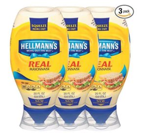 Hellmann's Real Mayonnaise, Squeeze, 20 oz as low as $1.95 Each Shipped!