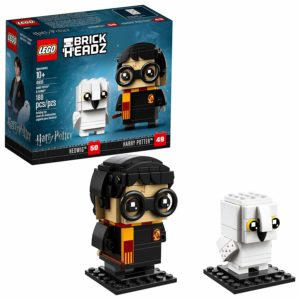 LEGO BrickHeadz Harry Potter & Hedwig Building Kit Only $11.97! Lowest Price!