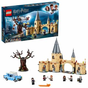 LEGO Harry Potter Hogwarts Whomping Willow Building Kit Only $56! Lowest Price!