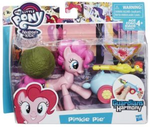 My Little Pony Guardians of Harmony Pinkie Pie Figure Only $3.95 (Reg. $10)!