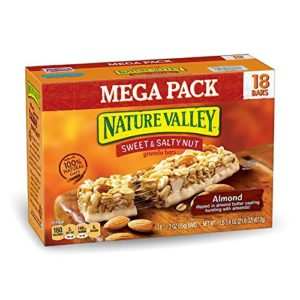 Nature Valley Granola Bars 18 Count as low as $3.84 Shipped! ($0.21/bar)