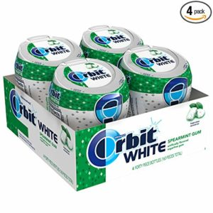 Orbit White Sugarfree Chewing Gum, 40 count (Pack of 4) as low as $8.40 Shipped!