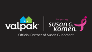 Valpak Supports Susan G. Komen! Register Now – Race for the Cure!