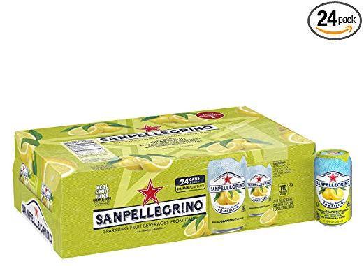 San Pellegrino Pompelmo Sparkling Grapefruit Juice