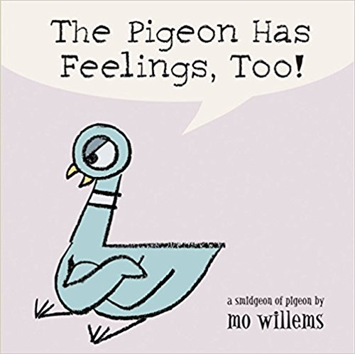 Pigeon Has Feelings Too