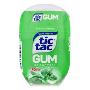 Walmart: Tic Tac Gum 170 count Only $1.49!