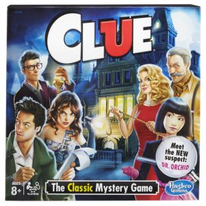 Clue Game Only $4.99 (Reg. $13)!