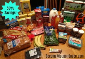 Kroger Shopping Trip – See How I Saved 56% and Stocked Up!