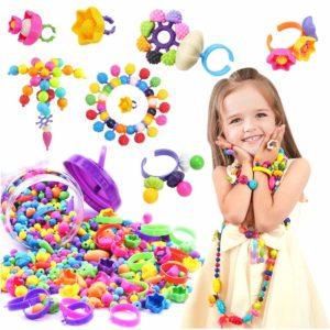 260-Piece Pop Beads Jewelry Set Only $10.99! Best Price!