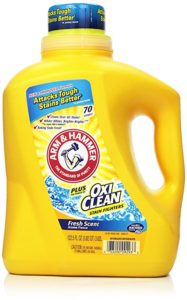 Arm & Hammer Laundry Detergent Plus OxiClean 70 loads Only $6.71!