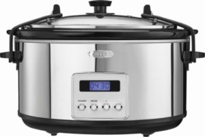 Bella 5-Quart Slow Cooker Only $19.99!