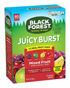 Black Forest Medley Juicy Center Fruit Snacks 40-Count Pack as low as $11.04!