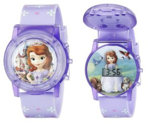 Disney Sofia The First Kids' Watch Only $4.99!