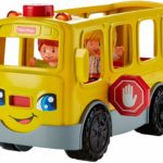Fisher-Price Little People Sit with Me School Bus Vehicle Only $9.84 (Reg. $25.74)!