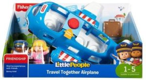 Fisher-Price Little People Travel Together Airplane Only $8.23!
