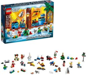 LEGO City Advent Calendar Only $21.97! Best Price!