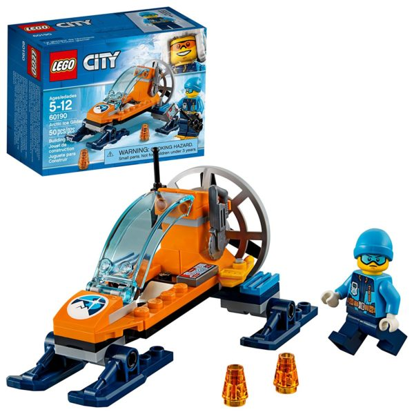 LEGO City Arctic Ice Glider Building Kit