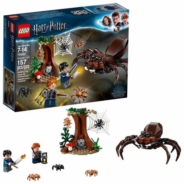 LEGO Harry Potter Aragog's Lair Building Kit