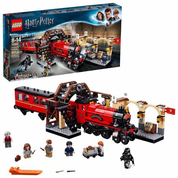 LEGO Harry Potter Hogwarts Express Building Kit