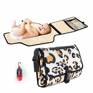 Portable Diaper Changing Pad Only $7.99! Great Gift Idea!