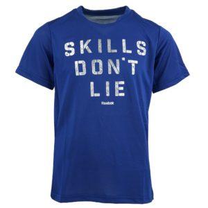 Reebok Boys' Skills Don't Lie T-Shirt Only $10 Shipped!