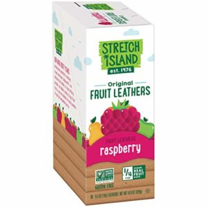 Ripened Raspberry Stretch Island Original Fruit Leather 30-Count Only $11.86!