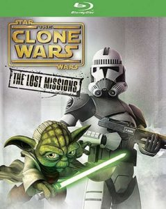 Star Wars: The Clone Wars – The Lost Missions Blu-Ray Only $12.74! Was $26.50!
