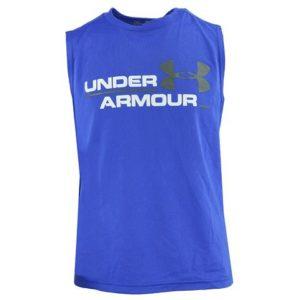 Under Armour Boy's UA Medium Logo Sleeveless Shirt Only $7 Shipped!