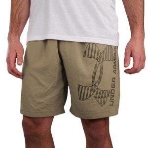 Under Armour Men's UA Big Logo Woven Shorts Only $14 Shipped! (reg. $49.99)