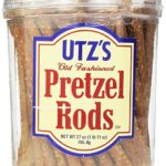 Utz Old Fashioned Pretzel Rods, 27 oz as low as $5.55!