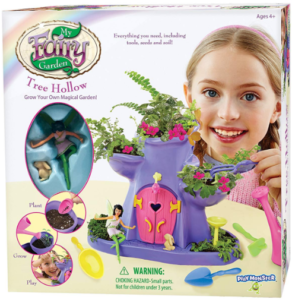 PlayMonster My Fairy Garden – Tree Hollow Only $12.99!