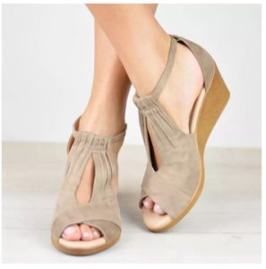 Comfort Sole Center Cut Wedges Only $24.99!! (Was $74.99)